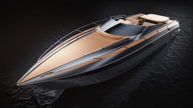 The New Brit Pack Hunton 55 Motor Boat Yachting