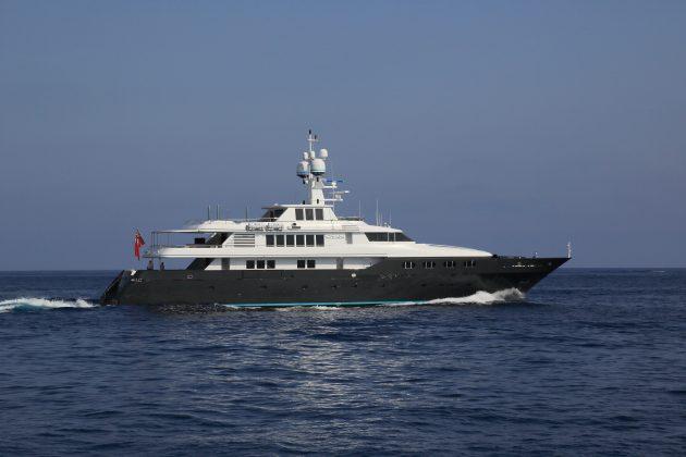 10 yachts et superyachts des Célébrités