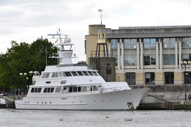 10 Celebrity motor yachts and superyachts - Motor Boat