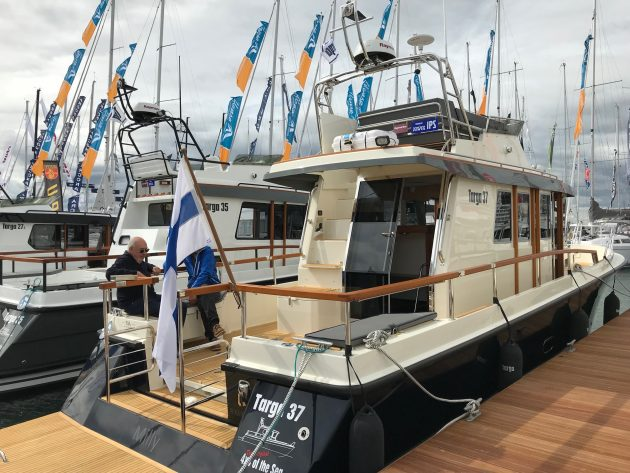 Botnia Targa 37 Southampton Boat Show