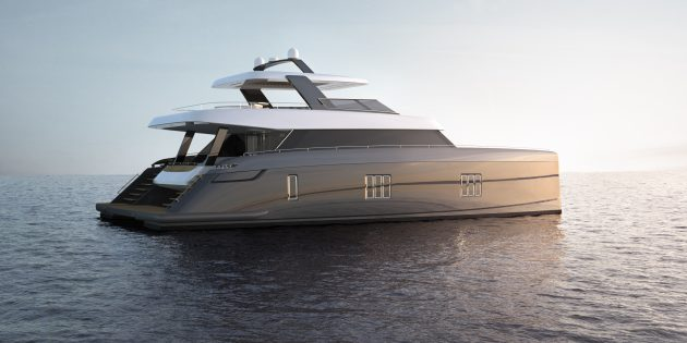 New yachts: 80 Sunreef Power - Motor Boat & Yachting