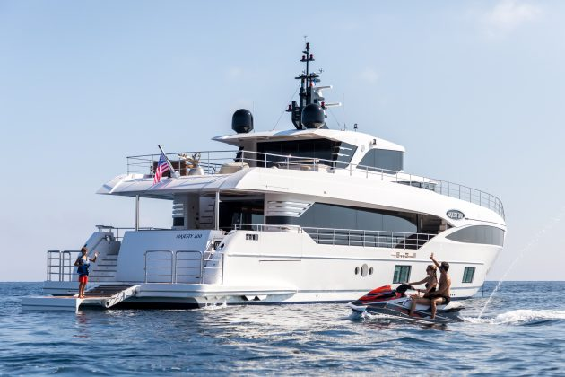New boats: Gulf Craft's Majesty Yachts 100 - Motor Boat