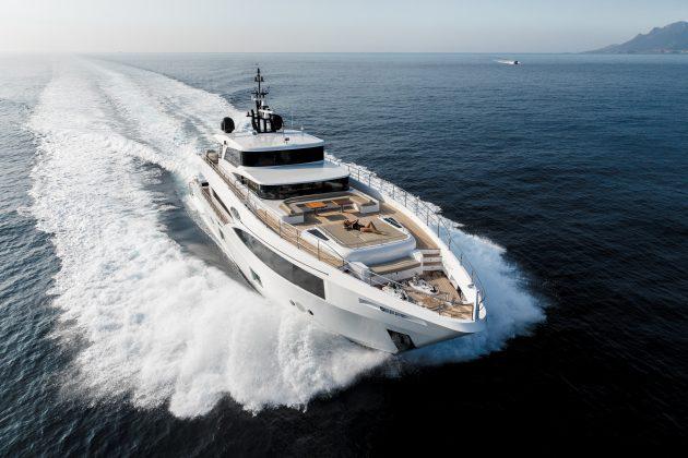 Gulf Craft Majesty Yachts 100 exterior
