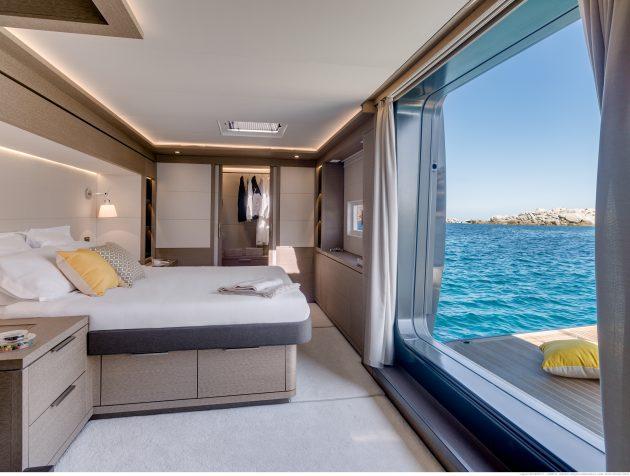 5 Most Beautiful Motor Yachts Master Cabins Motor Boat