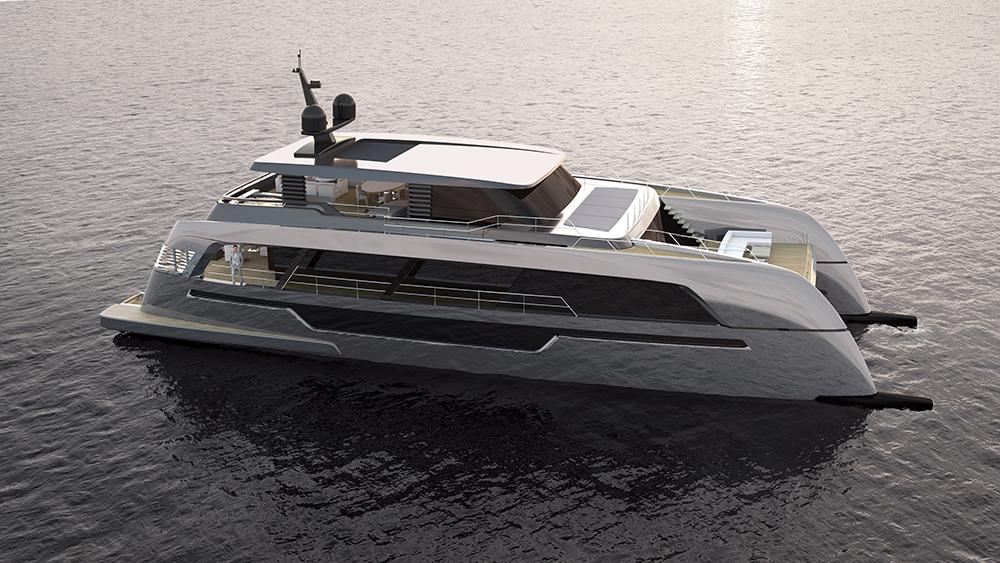 Sunreef Yachts 120 Sunreef Power exterior