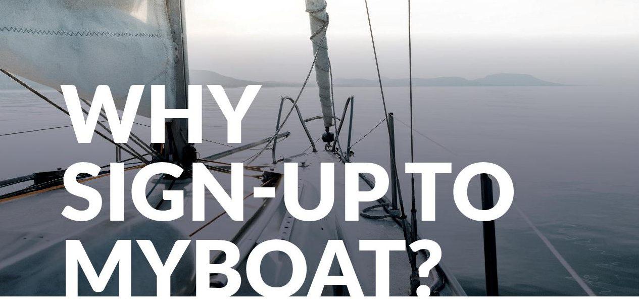 My Boat advertorial