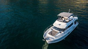 Beneteau Swift Trawler 47 exterior