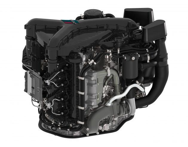 Cox Powertrain CXO 300hp: the world's first 300hp diesel