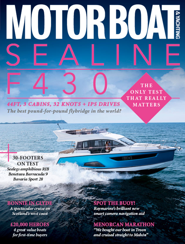 Motor Boat & Yachting March 2019