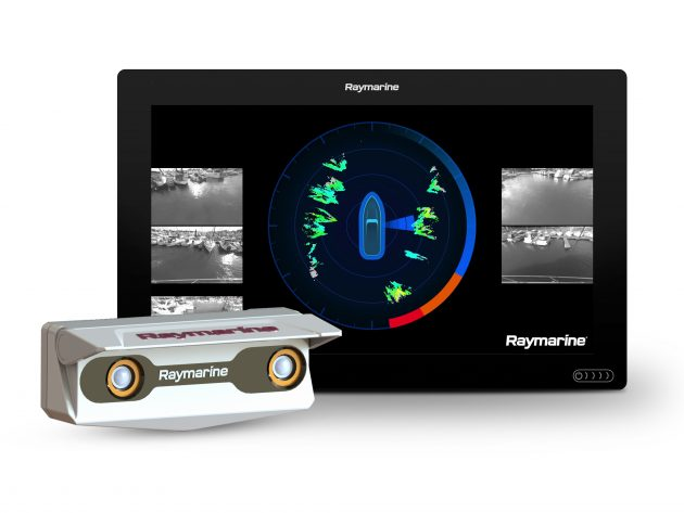 Raymarine DockSense product