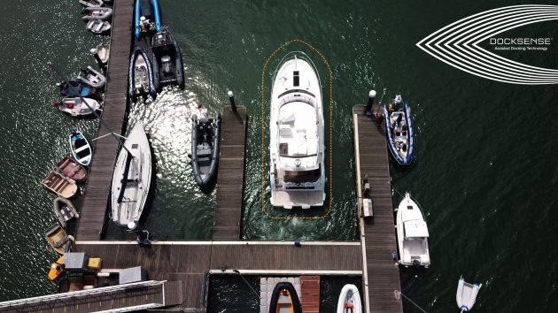 Raymarine DockSense takes the nerves out of berthing - Motor Boat