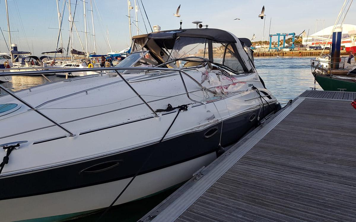 Pheonix-doral-10m-sportscruiser-credit-needles-coastguard-rescue-team-facebook