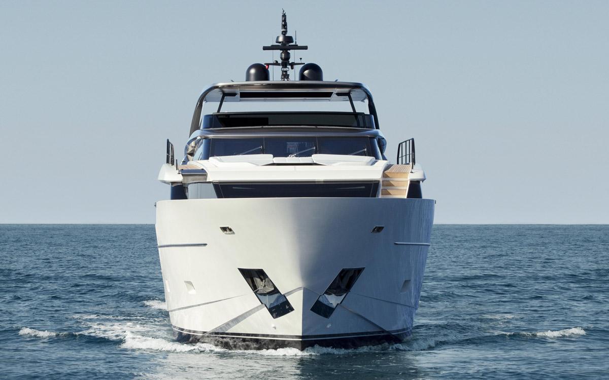 Sanlorenzo-SL102-asymmetic-yacht-bow-credit-fernando-lombardi