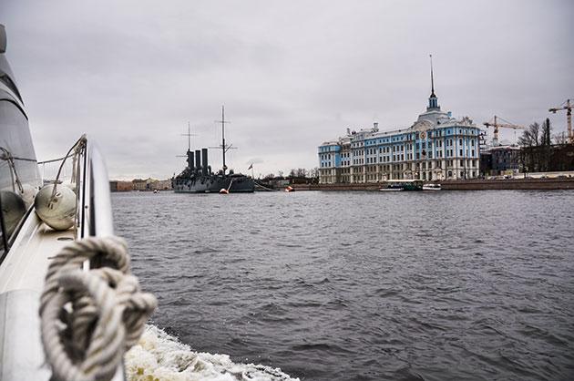 John Boyle Russia part 3