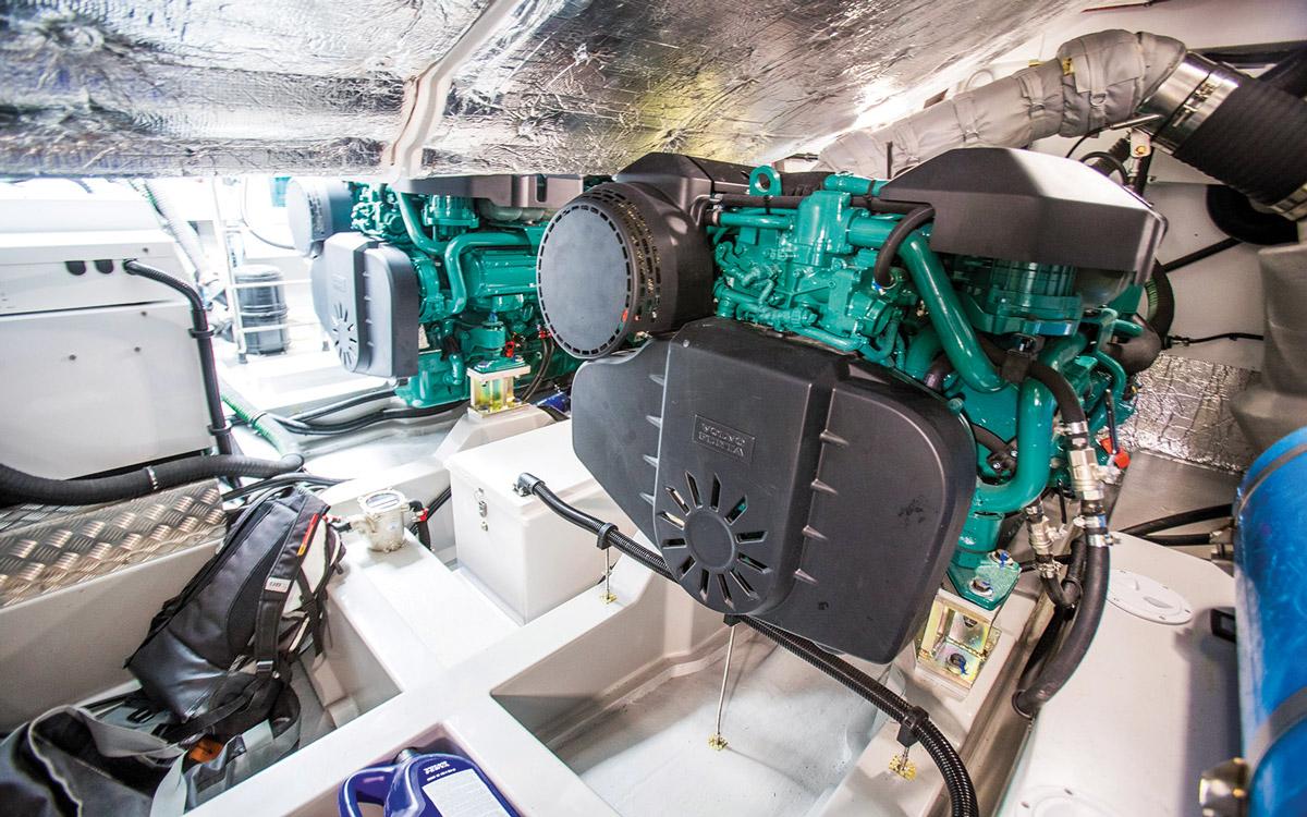 Sunseeker Predator 50 boat test review - Motor Boat & Yachting