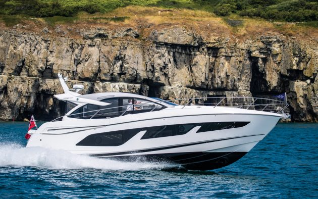 Sunseeker Predator 50 Boat Test Review Motor Boat Yachting