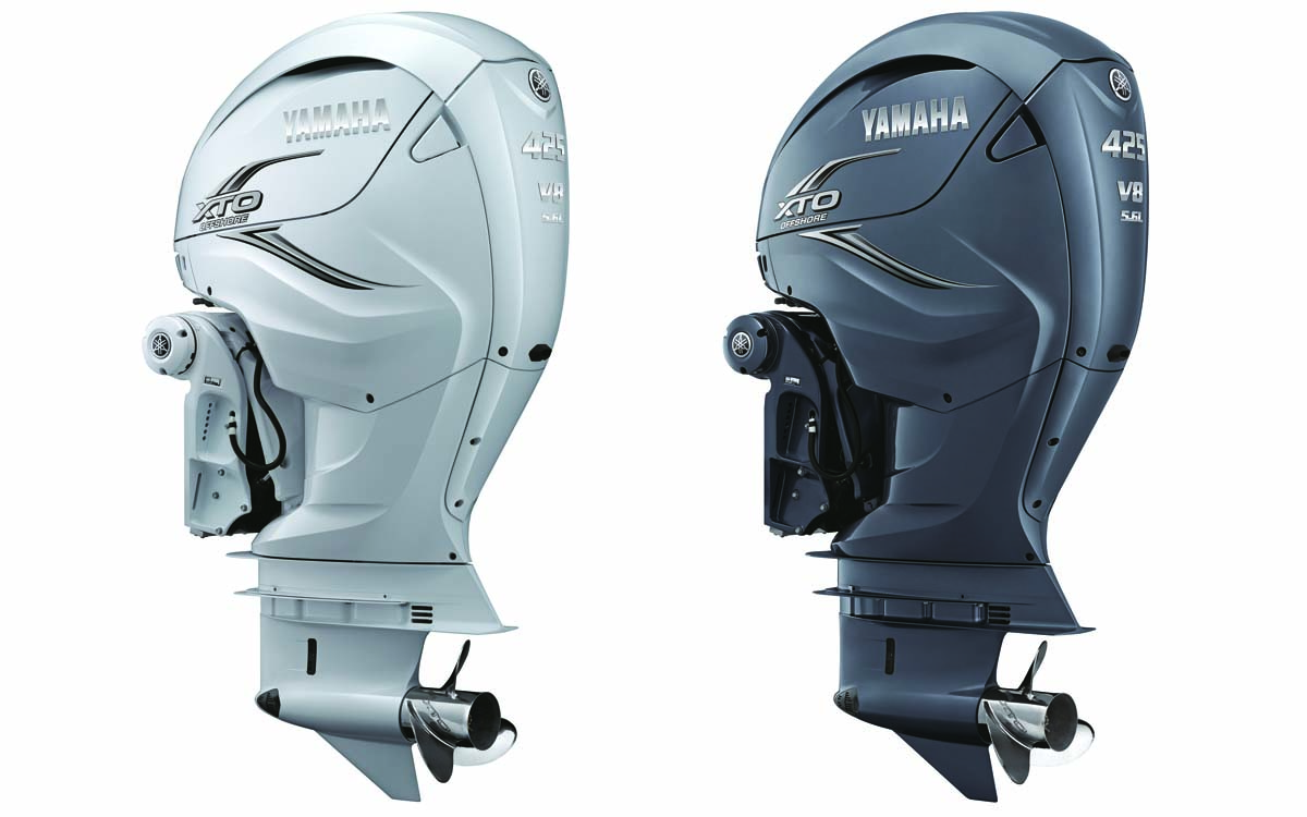 Yamaha 425hp outboard: Most powerful V8 set-up tested