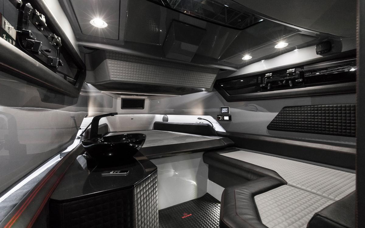 Brabus Shadow 800: Car-tuning supremos turbo-charge the Axopar 37