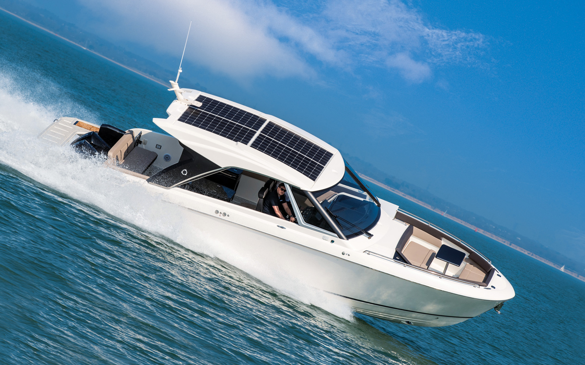 VIDEO: Greenline NEO review - Motor Boat & Yachting