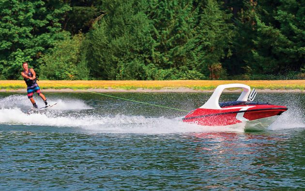 Solo-sf-150-personal-waterskiing-machine