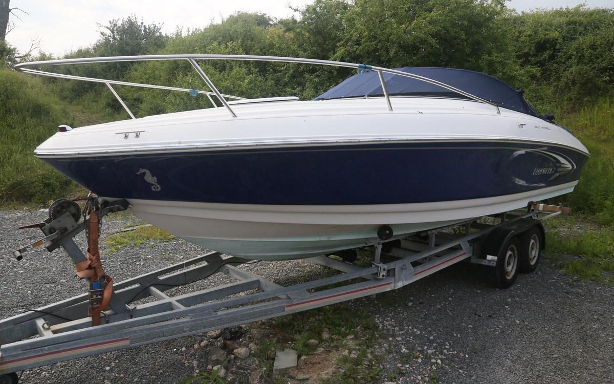 Meilleurs bateaux à moteur à moins de 20 000 €