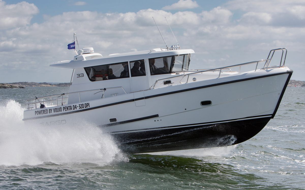 Volvo launches new generation D4/D6 engines - Motor Boat