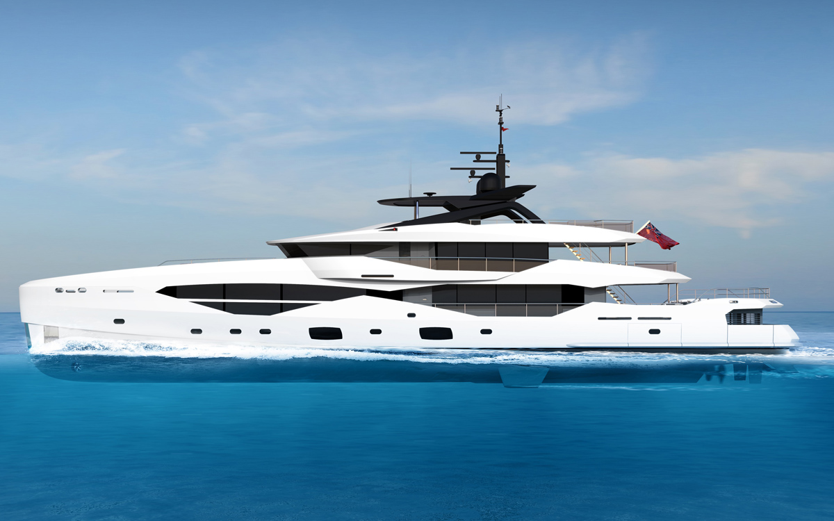 Sunseeker-161-yacht-naval-architecture-side-view