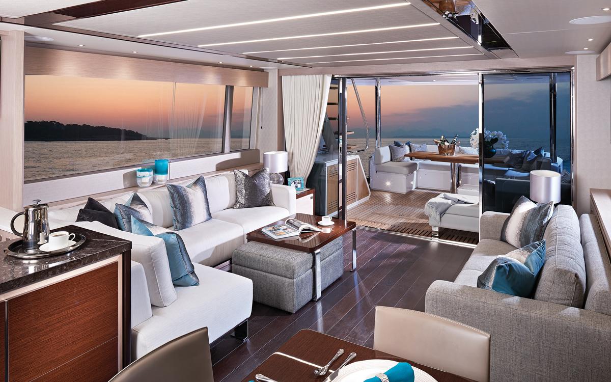 Sunseeker-76-yacht-review-saloon-forward