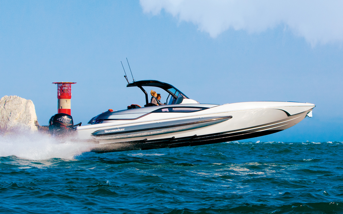 sunseeker-hawk-38-test-drive-video