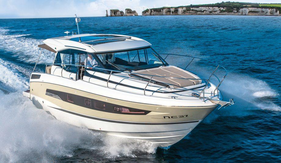 Jeanneau-NC37-new-boat-review-video-credit-Jerome-kelagopian