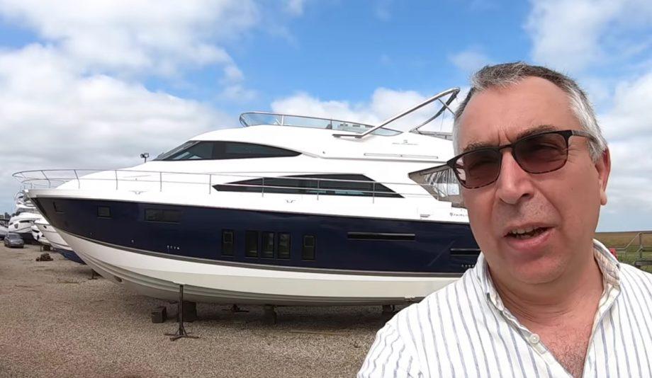 fairline-squadron-65-yacht-tour-selfie