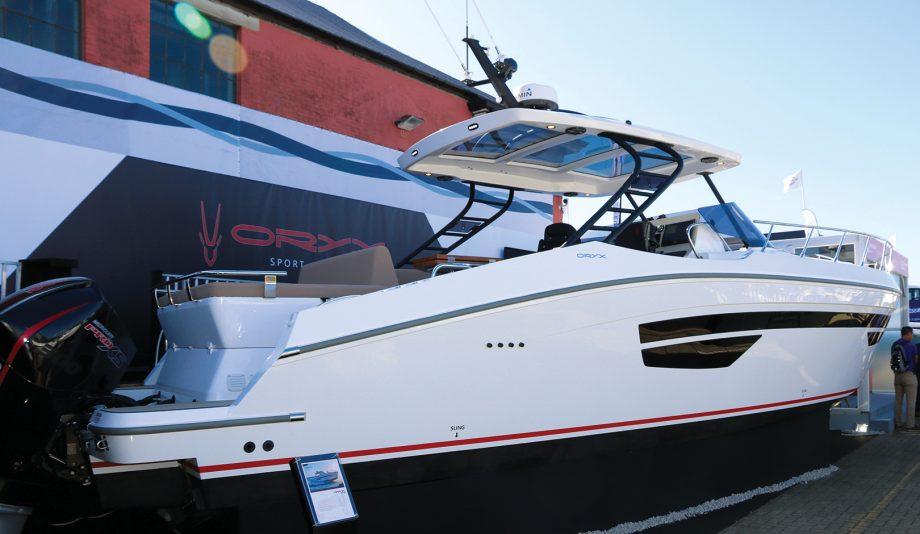 gulf-craft-oryx-379-southampton-boat-show-2019