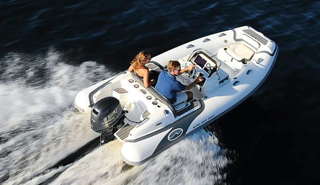 Venture 14's impressive specification is more dayboat than tender
