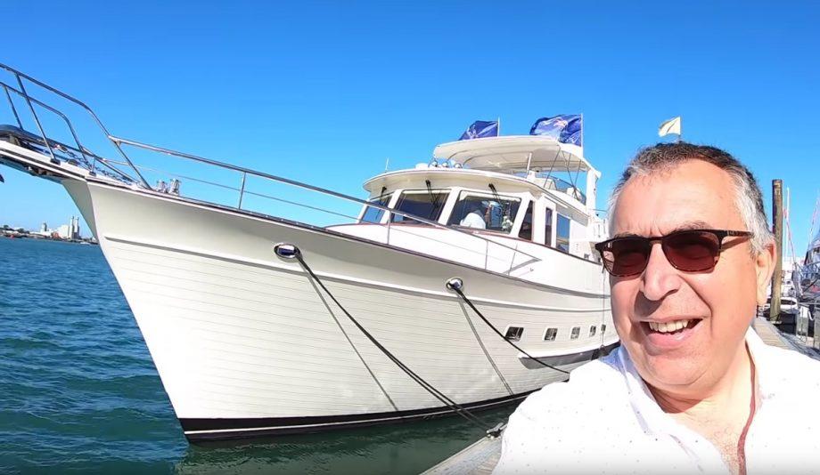 fleming-58-yacht-tour-selfie