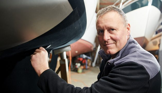 Rik Breur's invention challenges traditional antifouling