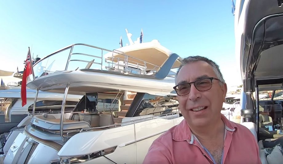 princess-y85-yacht-tour-selfie
