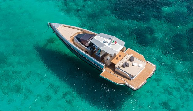 Wally-Tender-48-yacht-tour-video-aerial-view
