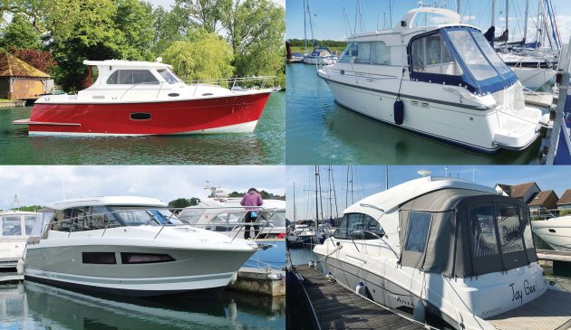 secondhand-boat-buyers-guide-deck-saloon-cruisers-collage
