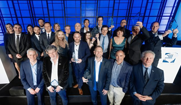 The 2020 Motor Boat Awards took place last night at the Intercontinental Hotel Düsseldorf. Photo: Andreas Endermann