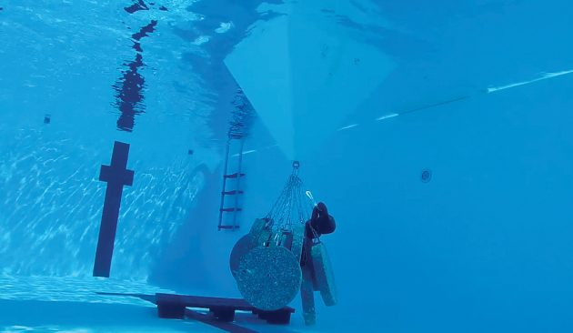 Music Hull means your favourite tunes can be heard underwater up to 20m from your boat