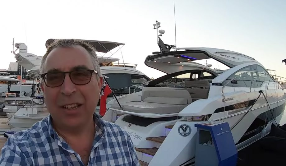 fairline-targa-45-open-yacht-tour-video-selfie