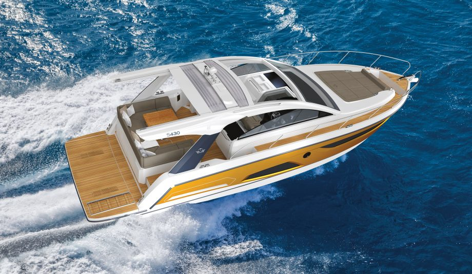 Sealine-S430-new-yachts-aerial-view
