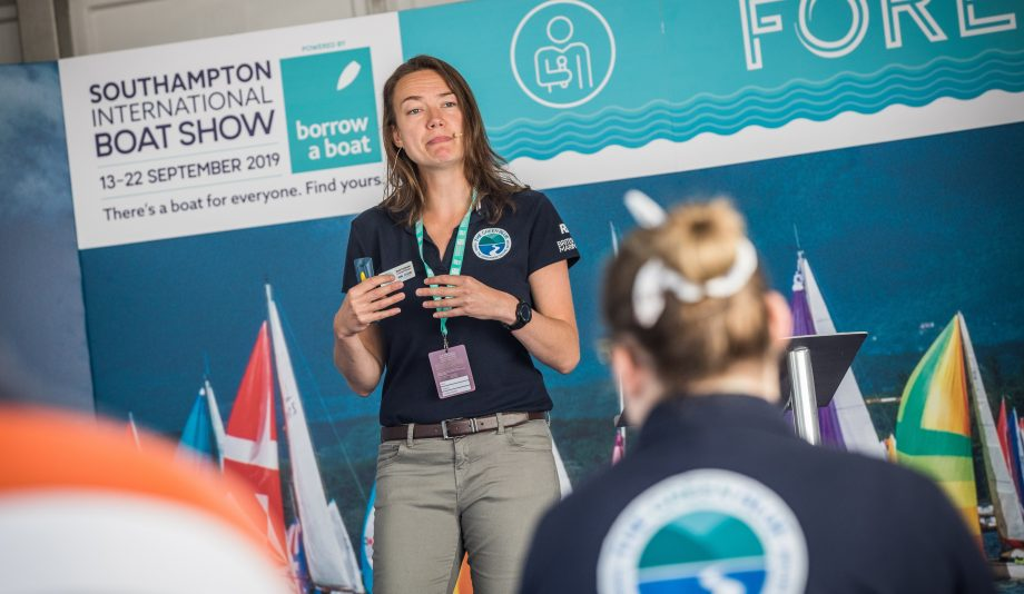 british-marine-environmental-initiatives-kate-fortnam-green-blue-campaign-manager-sibs-2019