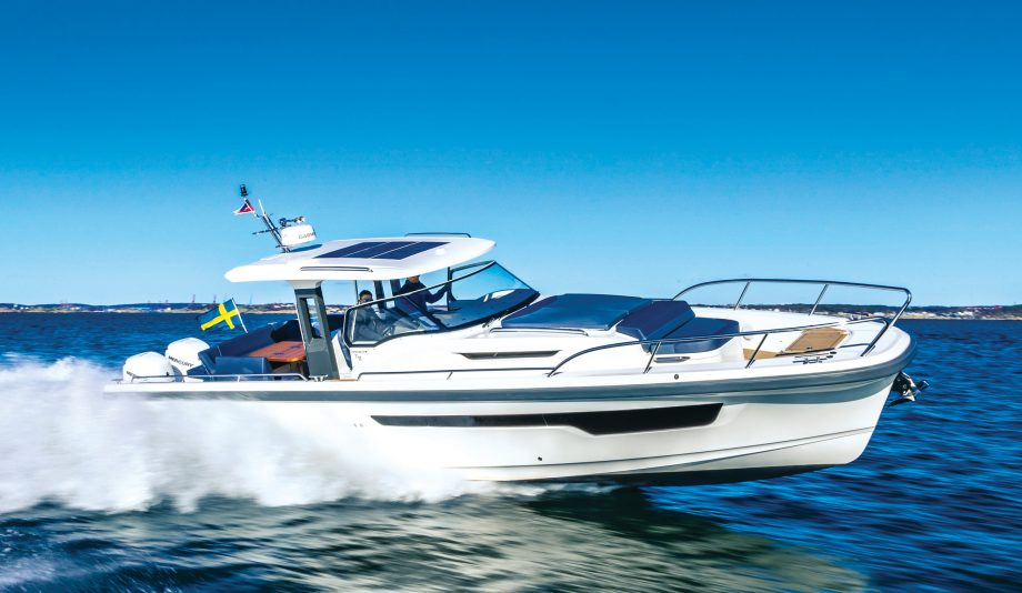 nimbus-t11-review-open-boat-test-drive-video