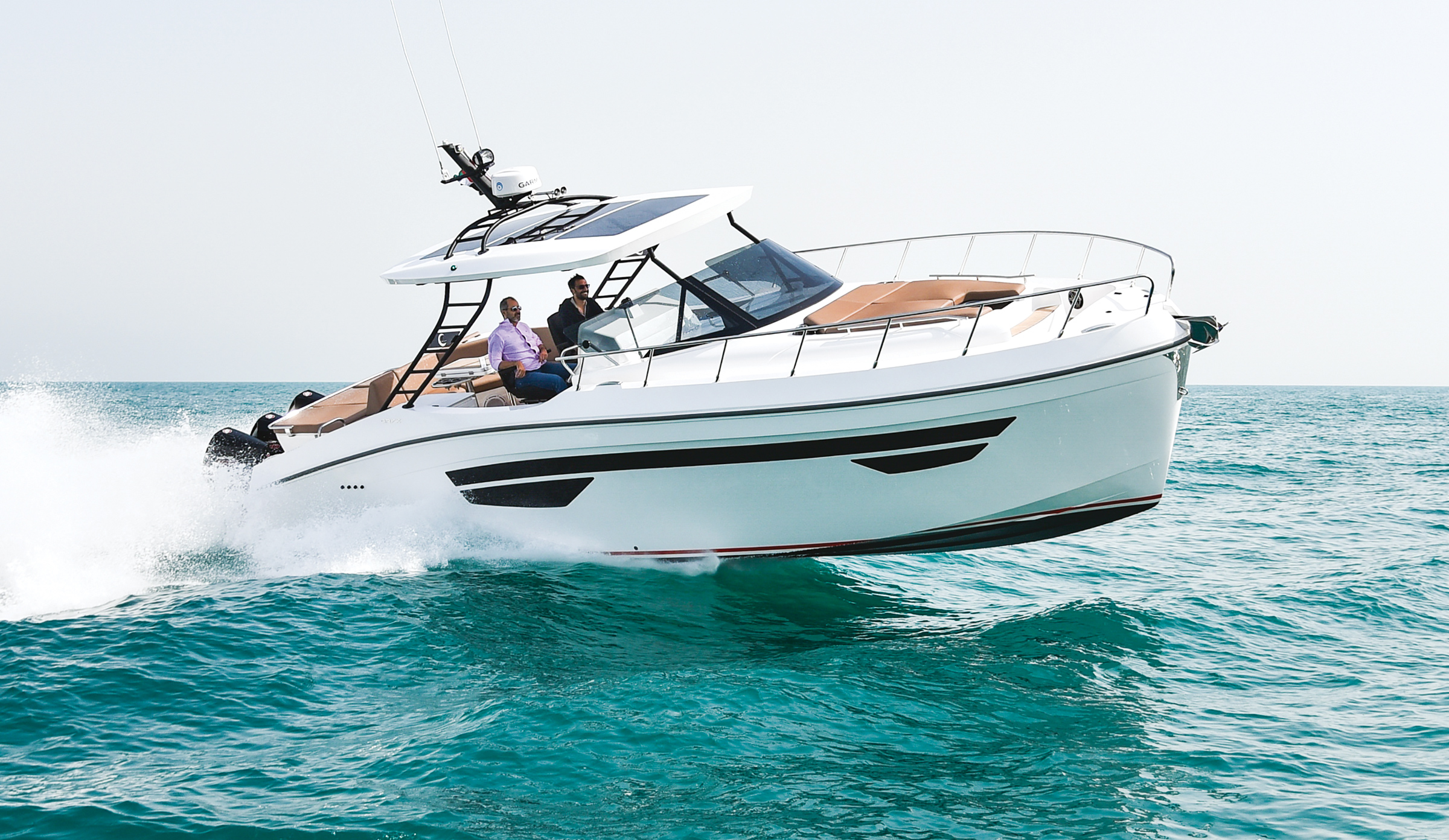 Gulf Craft Oryx 379 Review Outboard Party Boat Is The Steal Of The Decade