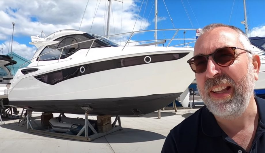 galeon-305-hts-yacht-tour-video-aquaholic