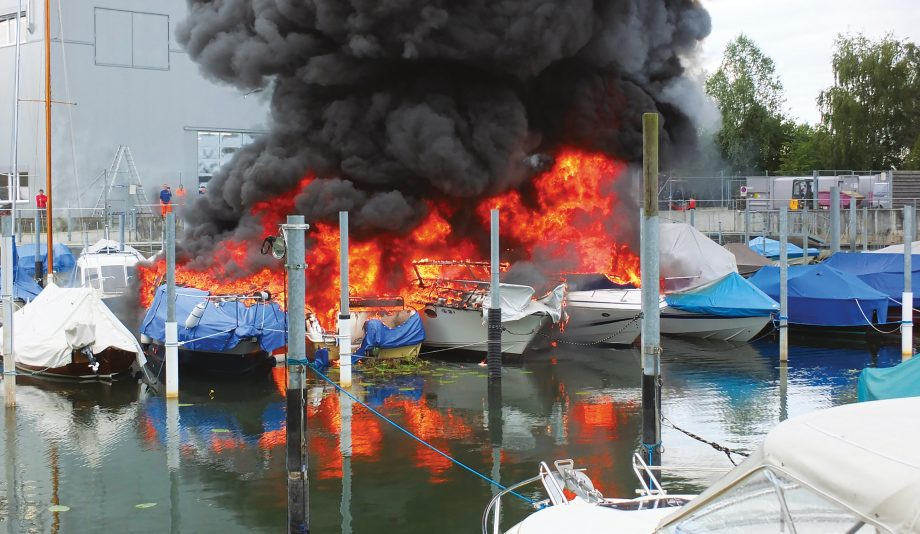 boat-insurance-marina-fire