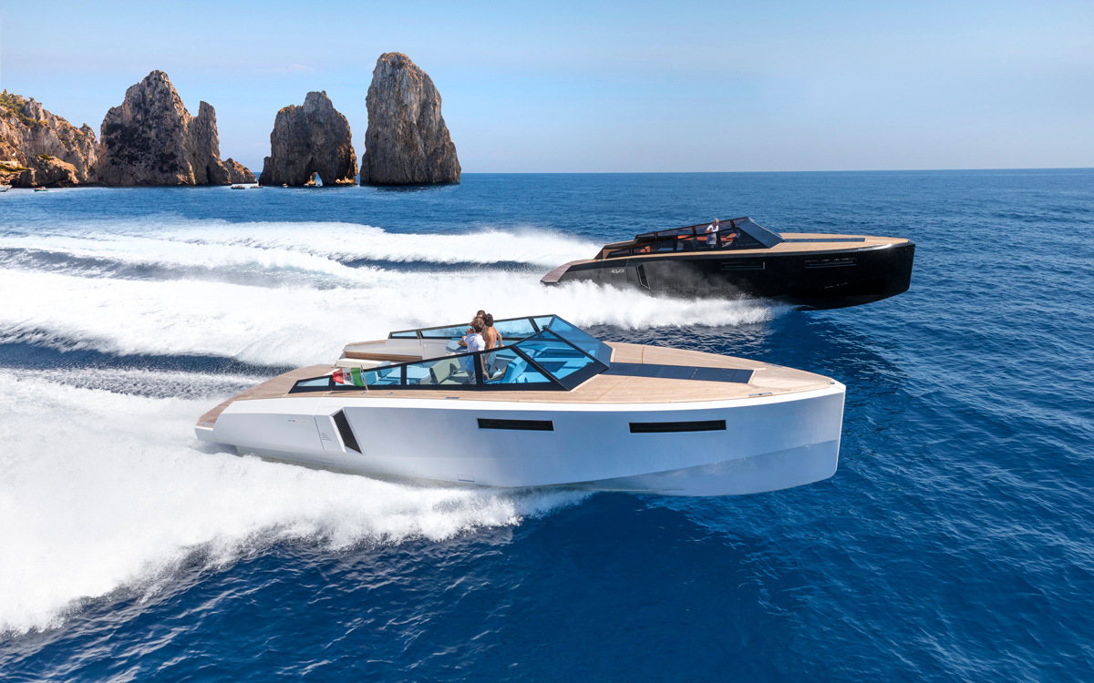 Evo Yachts | Une marque italienne révolutionnaire