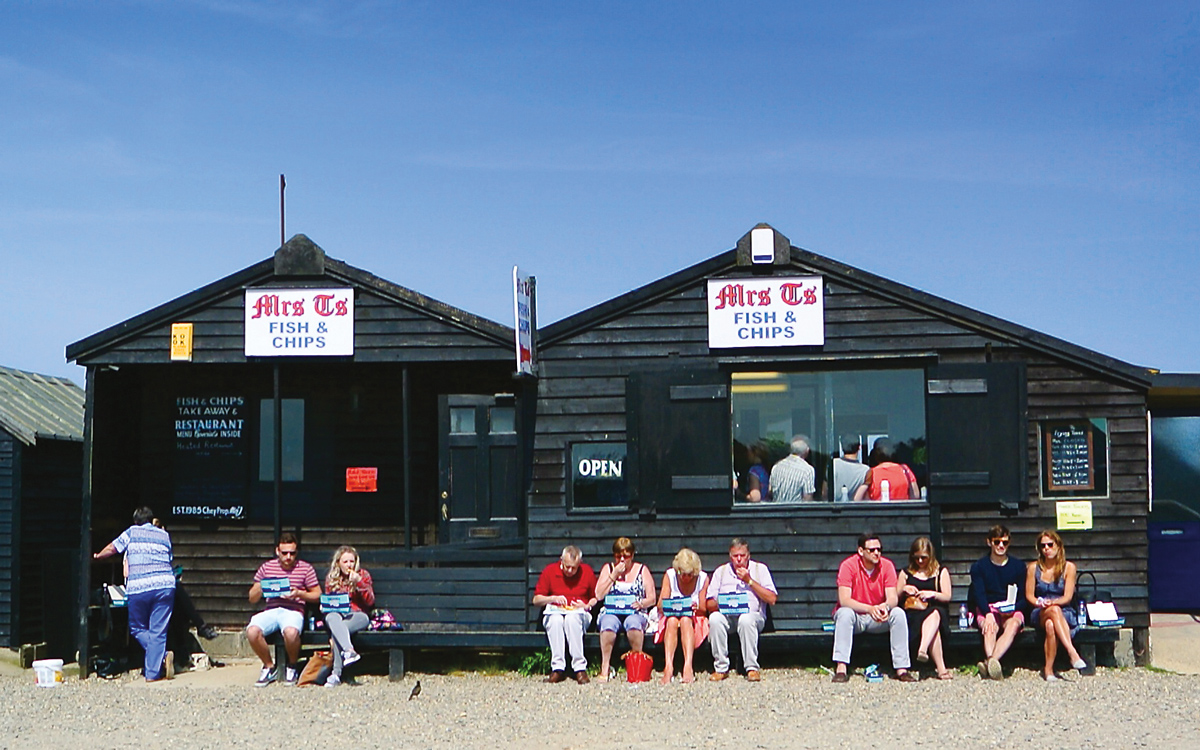cruising-norfolk-Southwold-fish-and-chips-credit-Simon-Finlay