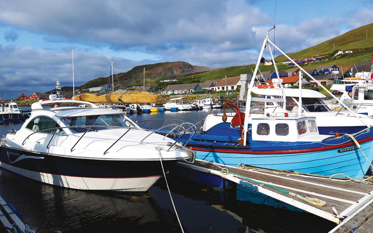 cruising-shetland-finnmaster-76ca-Scalloway-marina-credit-Andrew-Morton